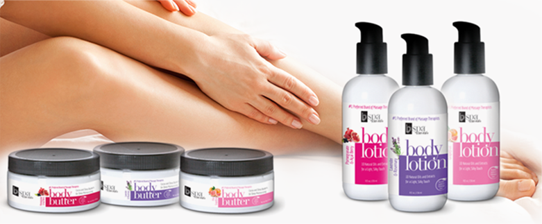 Body Butter versus Body Lotion