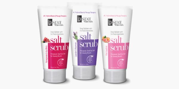 Salt Scrubs